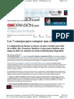 CNNExpansión-20100726-Los 7 consejos para comprar una compañía