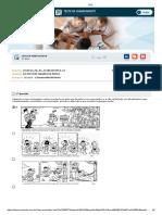 1- teste de conhecimento. Língua Portuguesa