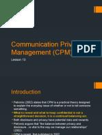 Lesson 10 Communication Privacy Management (CPM) (1).pptx