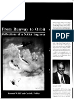 From Runway to Orbit Reflections of a NASA Engineer