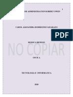 COLEGIO DE ADMINISTRACION ROBERT OWEN