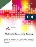 Mulimedia-Framework-Training