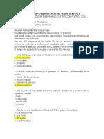 EVALUACIÓN SEGUNDO CORTE CONSTITUCIÓN Y DEMOCRACIA - MECATRÓNICA
