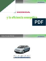 Presentacion Honda Hibrido