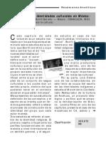 003 - Resumen - Nuevas identidades culturales en México - Guillermo Bonfil Batalla.pdf