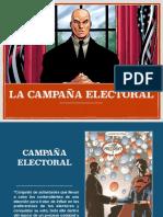 CAMPAÑA ELECTORAL en Ecuador