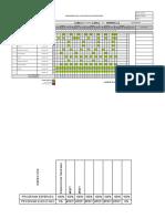 PISG-024  CRONOGRAMA PARA LA EJECUCION DE INSPECCIONES VARSOVIA(2)