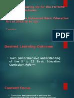 DPE 102 Module 6 Lesson 1