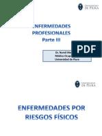 Enfermedades Profesionales 2019 Parte III-temperatura y Barotrauma