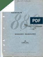 Cv 880 Ground Handling