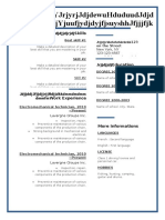 Blue Corporate Resume-WPS Office