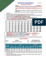 HOJA DE CÁLCULO Guía 3 2020