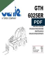 GTH 6025ER Parts Manual