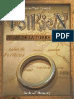 Tolkien Atlas de la Tierra Media - Karen Wynn Fonstad