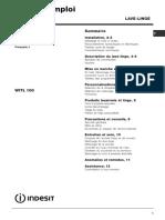 Indesit WITL 100 (FR) Washing Machine.pdf