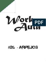 WORKAULA 26 - ARPEJOS