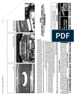 05 07 Ford 500 Grille Installation Manual Carid