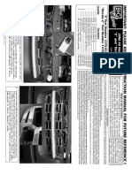 05 07 Nissan Xterra Grille Installation Manual Carid
