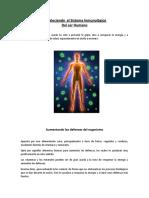 Defensa del Sistema inmunológico Humano