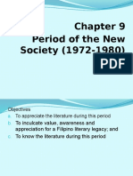 literature report