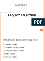 Chapter 2_ Project selection