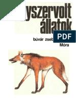 Farkas-Veress-Egyszervolt állatok