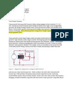 Vibrator type voltage reguler