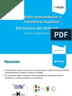 Presentación Sesión N° 4  Electronica del Vehiculo  4  C21  2020-1 grupo  C