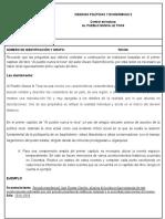 INSTRUCCIONES CONTROL DE LECTURA