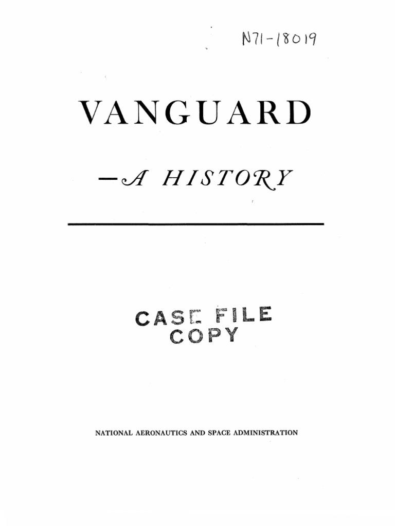 Vanguard A History Rocket Satellite Trailer Wiring Diagram