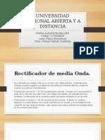 PASO 3 RECTIFICADOR DE MEDIA ONDA MARIABALLEN.pptx