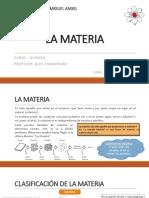 LA MATERIA_2 sec