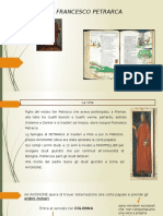 FRANCESCO PETRARCA PPT