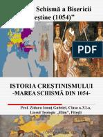 prezentare_istoria_crestinismului_marea_schisma_din_1054_cls._11