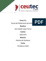 TAREA 2.1 Teoría Del Poblamiento de América.