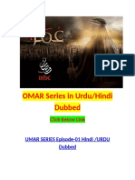 OMAR Series Urdu Hindi Dubbed Links