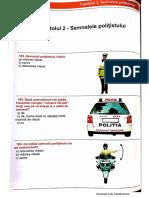 Capitolul 2 - Semnalele polițistului