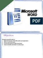 msword presentation