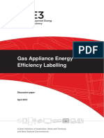 Gas Labelling Discussion Paper