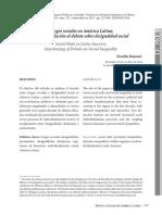 Riesgos sociales en América Latina una interpelación al debate sobre desigualdad social.pdf