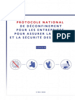 Protocole National de Deconfinement