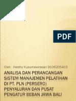 ITS Master 11429 Presentation