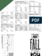 CDSFall08Schedule