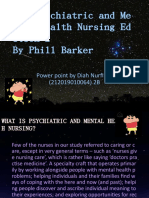 Review psichiatric and mental health nursing