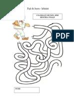 Ridichea uriașă - labirint.doc