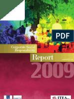 Csr Report 2009 - Itea Trento (English)