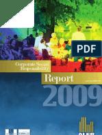 CSR Report 2009 - ALER Brescia (English)