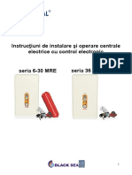Manual centrale electrice Ecotermal MRE