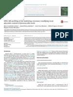 HPLC-MS profiling of multidrug resistance modifying resin glycoside content of Ipomoea alba seeds