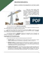 TECNOLOGIA 1ºESO ESTRUCTURAS PARTE1